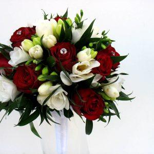 Bukiety slubne kwiaciarnia Warszawa (2)