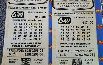 Kolektury lotto